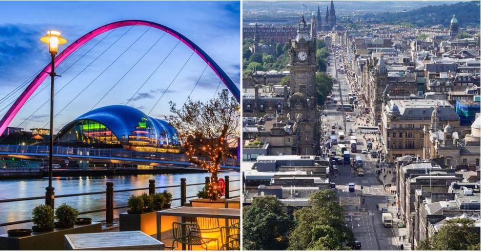 أفضل مدن بريطانيا من ناحية الأمان