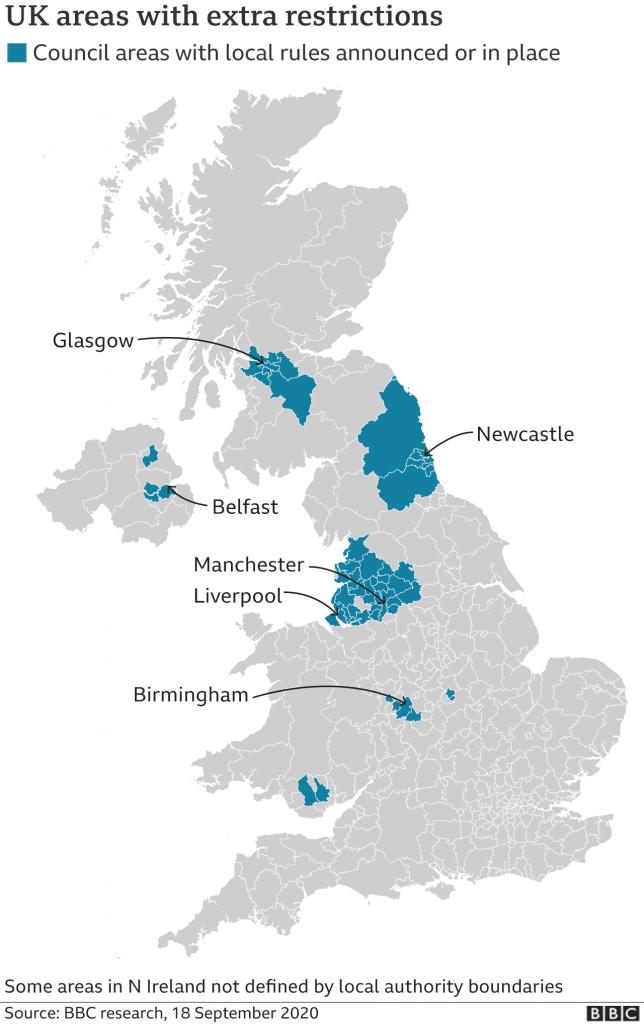فيروس كورونا كوفيد 19 في بريطانيا