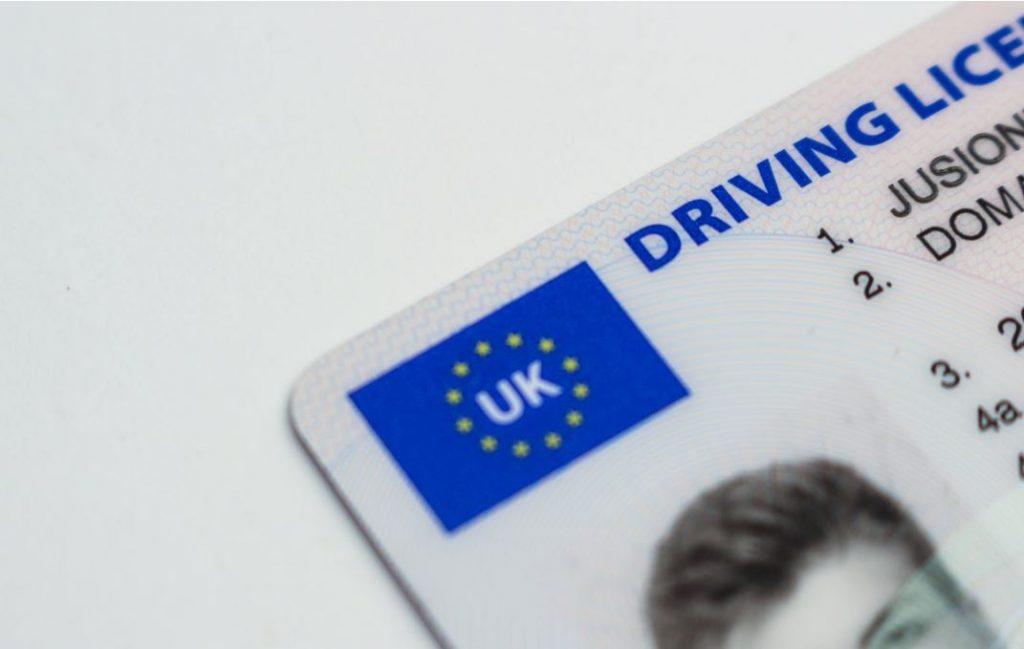 إستبدال رخصة القيادة في بريطانيا