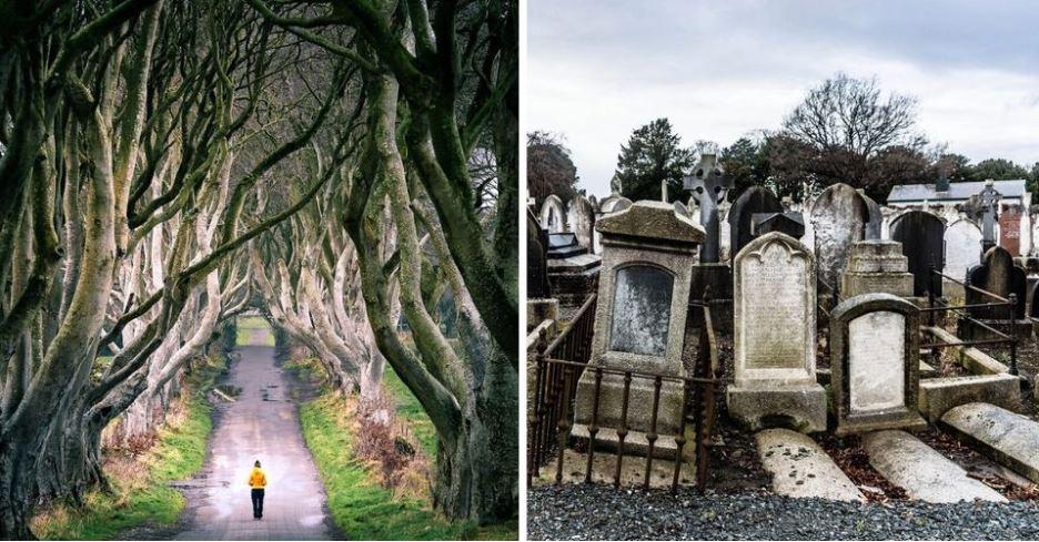 الجانب المخيف من أيرلندا