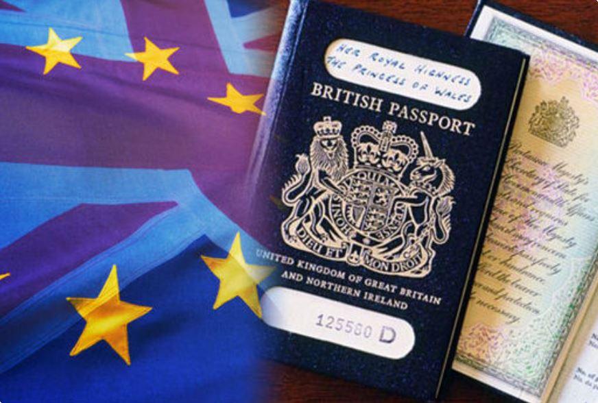 الدراسة والعمل في بريطانيا