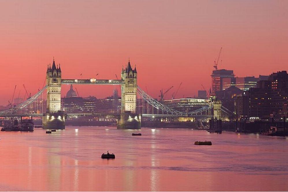 ألقاب مختلفة لمدينة لندن
