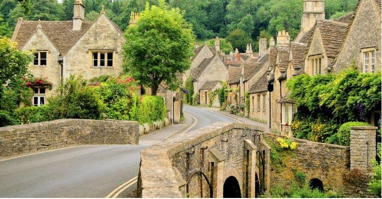 الأماكن الخفية في إنجلترا