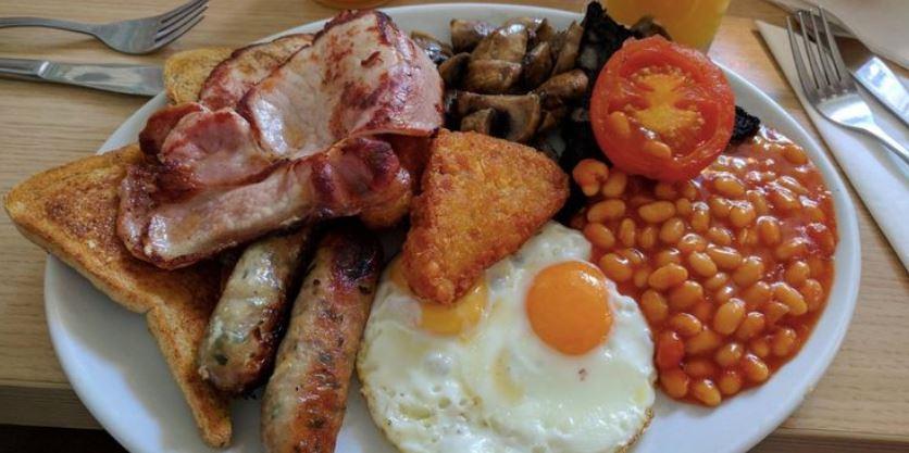 الفطور الانجليزي