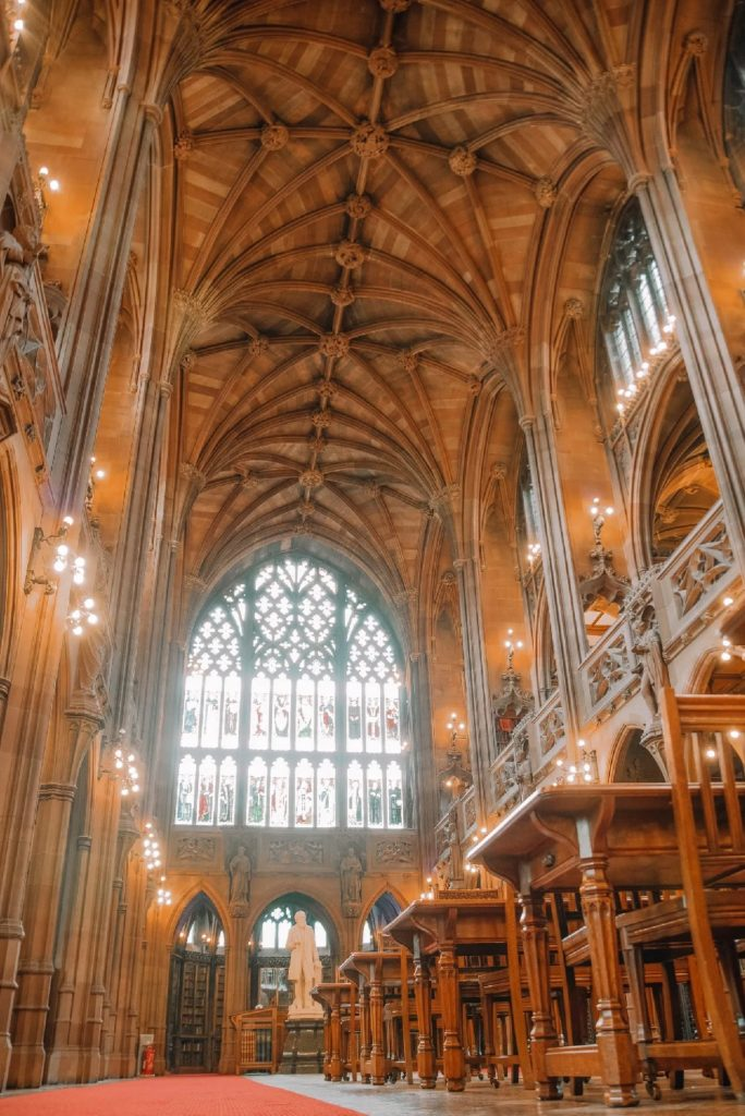 3 John Rylands Library
