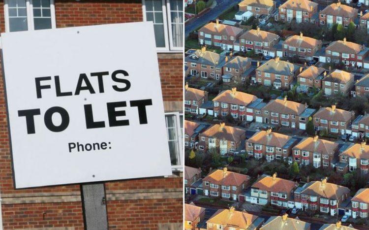 أرخص الشقق للإيجار في بريطانيا