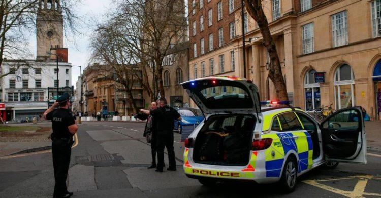 أكثر المدن خطورة في المملكة المتحدة